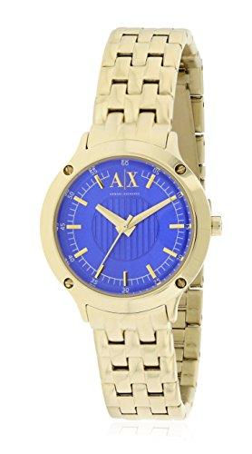 AX5418 Armani Exchange Gold-Tone Ladies Watch