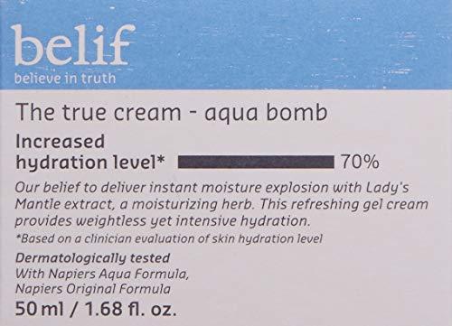 Belif the True Cream Aqua Bomb | Moisturizer for Combination to Oily Skin | Face Cream, Hydration, Clean Beauty