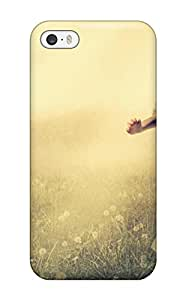 Tpu Case Cover Compatible For Iphone 5/5s/ Hot Case/ Nature Lover