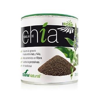 Soria Natural Semillas de Chia Superalimentos - 250 gr ...