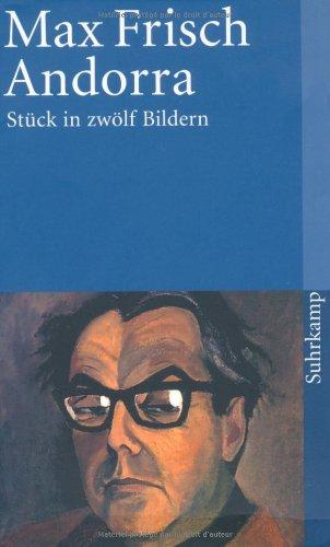 """""""Andorra - Stück in zwölf Bildern (suhrkamp taschenbuch)"""" av Max Frisch"""