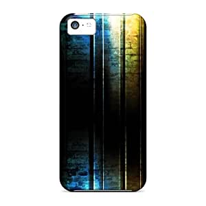 E-Lineage Protective Case For Iphone 5c(abstract 05)