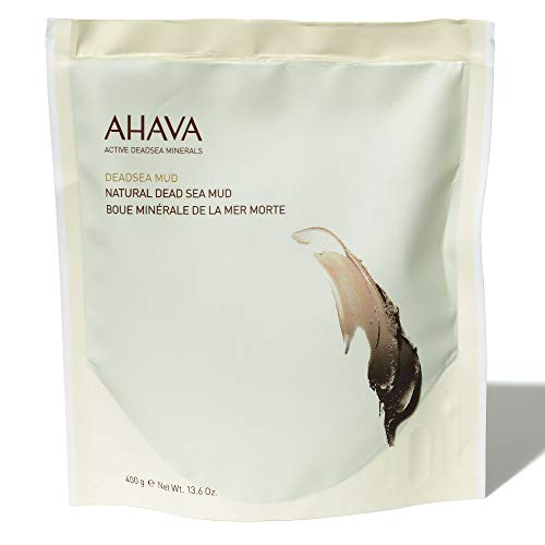 AHAVA Dead Sea Body Mud Mask, 13.6 Oz
