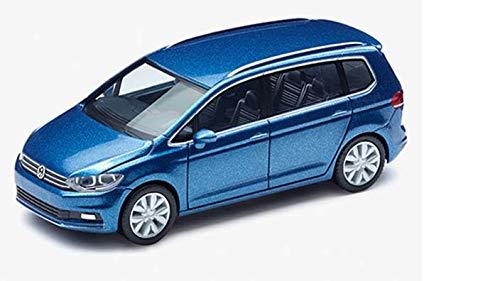 VW Touran MJ 2016 Modellauto 1:87 caribic blau metallic - 5QB099301Q5Y