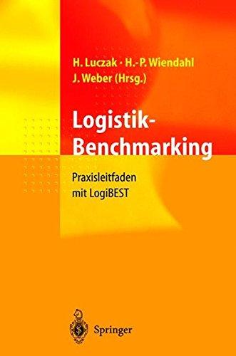 Logistik-Benchmarking: Praxisleitfaden mit LogiBEST (VDI-Buch) Gebundenes Buch – 2001 Holger Luczak Jürgen Weber Hans-Peter Wiendahl Springer