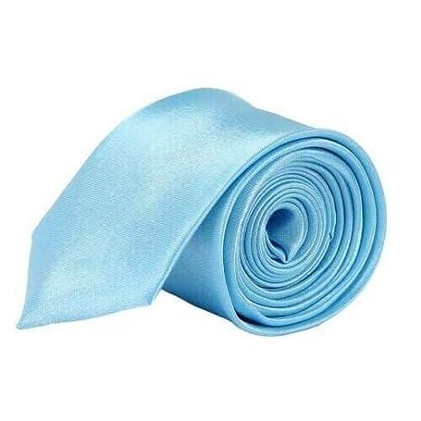 Corbata lisa para niños. Corbatas formales para niños. Corbata de ...