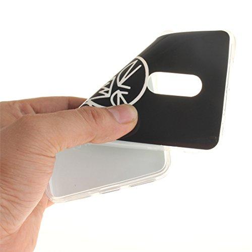 De Peint De Protection Cas Xiaomi Téléphone Antichoc Silicone Transparent Bord TPU curse Redmi Souple Scratch En Fit Motif Note Hozor Arrière Résistant 4 Cas Couverture Slim xYHUnnfW