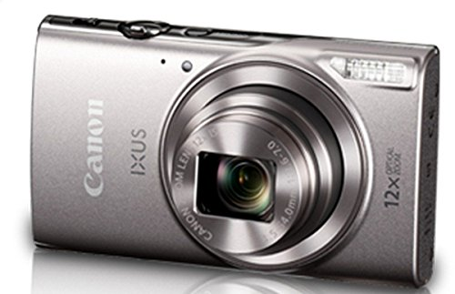 Canon IXUS 285 HS Digital Camera (Silver)