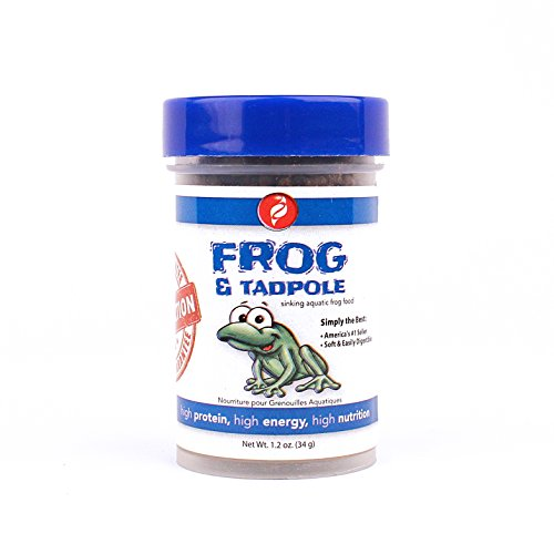- Pisces Pros (HBH) Frog and Tadpole Bites Aquatic Frog Food (1.2 oz)
