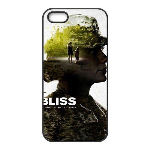 Fort Bliss coque iPhone 5 5S cellulaire cas coque de téléphone cas téléphone cellulaire noir couvercle EOKXLLNCD23740