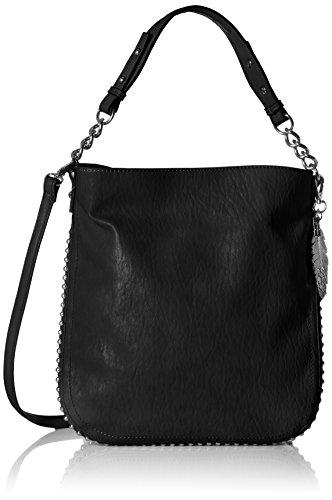 Jessica Simpson Camile Hobo, black (Jessica Simpson Handbags Black)