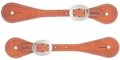 Weaver Leather Youth Harness Leather Spur Straps