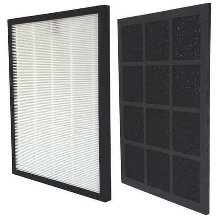 Dayton 2HNR1 Replacement Filter, HEPA & Carbon, 2HNP6 by Dayton