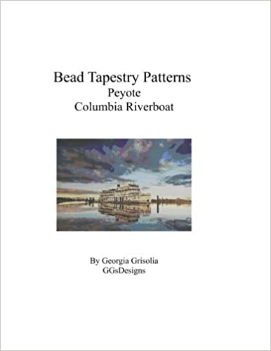 Livres audio gratuits à télécharger sur ipodBead Tapestry Patterns Peyote Columbia Riverboat en français MOBI