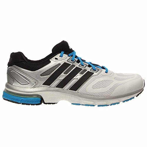 Adidas Mens Supernova Sequence 6 Running White / Black / Solar Blue