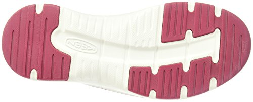 Keen Uneek O2 W, Zapatillas Para Mujer Anemone/Bright Rose
