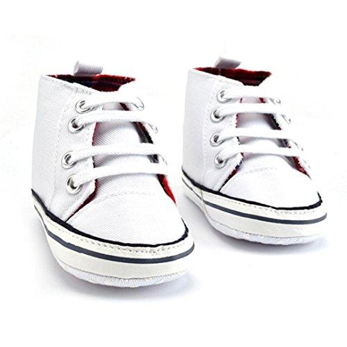 Blanco Pasos Invierno Tefamore Moda Calentar Zapatos Tefamore Invierno Antideslizante 5ecf24