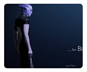 Mass Effect Liara T'Soni Rectangle Mouse Pad by ieasycenter