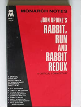 rabbit run by john updike critical essay Buy rabbit, run (penguin modern classics) by john updike from amazon's fiction books store everyday low prices on a huge range of new releases and classic fiction.