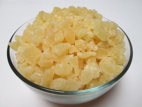 Naturla Dried Pineapple Tidbits, Low Sugar No Sulfur (Natural Chunks, no SO2), 3 LBS by CandyMax