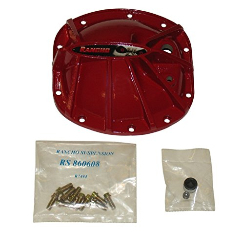 Rancho Differential Cover - Rancho RS6218 Differential Cover
