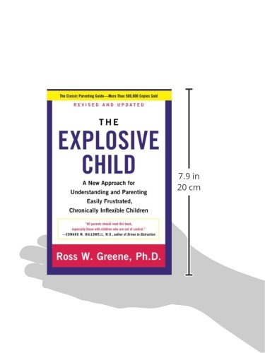 The Explosive Child: A New Approach for Understanding and ...