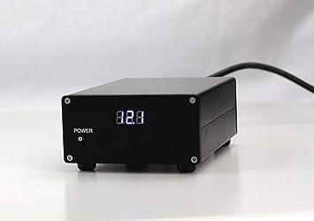 Amazon com: FidgetFidget HiFi 25W Linear Power Supply with Display
