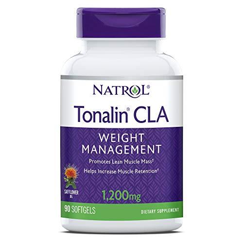 Natrol Tonalin CLA 1200mg Softgels, 90-Count
