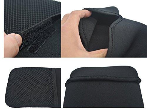 Case Wonder Black Color Soft New Neoprene Carrying Case Portable