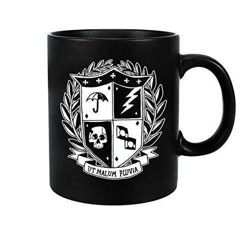Mug Academy - Dark Horse Deluxe The Umbrella Academy When Evil Rains Mug
