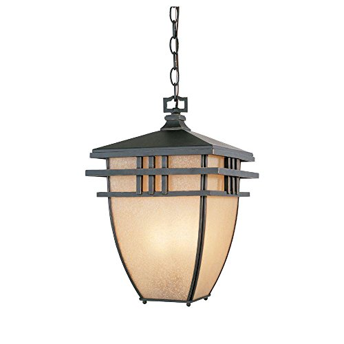 Designers Fountain 30831-ABP Dayton 11'' Wall Lantern by Designers Fountain