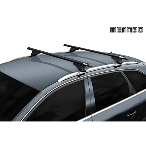 delicate Barres de toit Railing pour VOLVO - XC60 Dès 2014