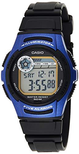 Casio Youth Series Digital Blue Dial Men #39;s Watch   W 213 2AVDF D066