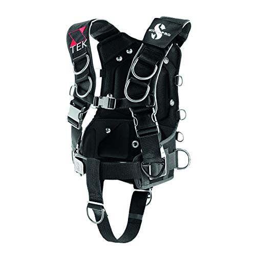 ScubaPro X-Tek Form Tek Harness W/O Backplate And C-Strap
