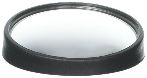 Pilot Automotive MI-006 Black Universal Adjustable Blind-Spot Mirror, (Non-Carb Compliant)