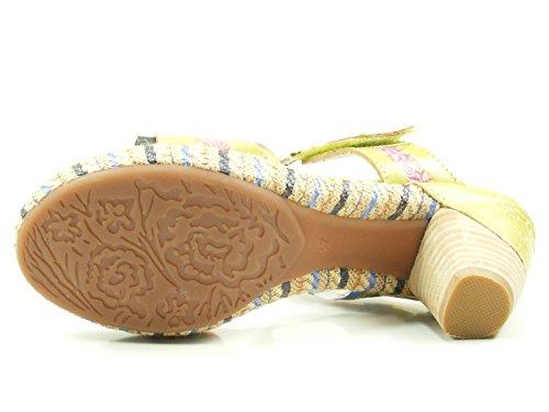 Laura Vita Sd328-83 Belfort 83 Zapatos De Mujer Sandalias Mulas Verde Envío gratis de alta calidad Colecciones de envío gratis Nuevos estilos en línea Finishline Venta en línea Descuento en línea q5kKgQsDE