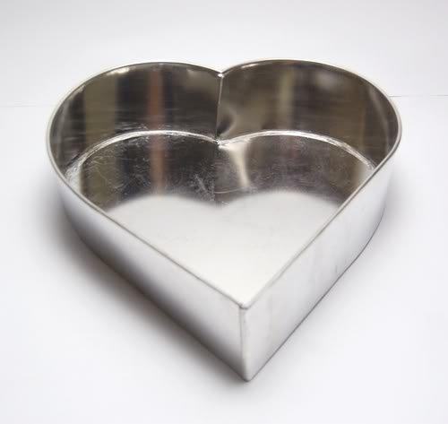 (Heart Birthday Wedding Anniversary Cake Baking Pan 12