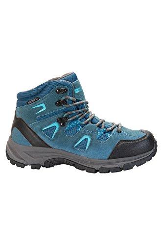 Mountain Warehouse Astronomy Mujeres Mid Botas - Zapatos De Verano Para Mujer Azul
