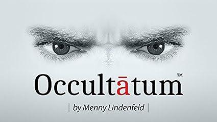 Amazon.com: Occultatum by Menny Lindenfeld Trick: Toys & Games