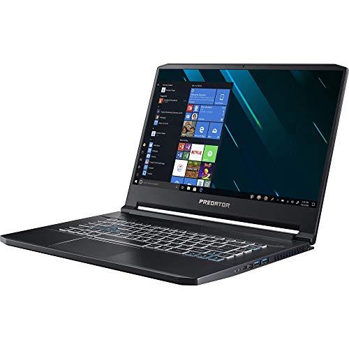 "Acer Predator Triton 500 15.6"" Laptop Intel Core i7-9750H 2.60GHz 32GB Ram 1TB HDD Windows 10 Home (Renewed)"