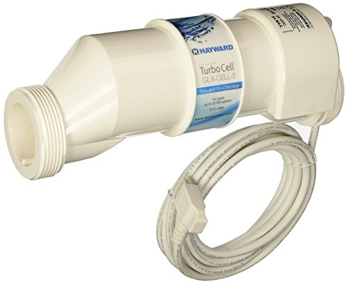 Hayward GLX-CELL-5 TurboCell Salt Chlorination Cell for Above-Ground Pools up to 20,000 Gallons