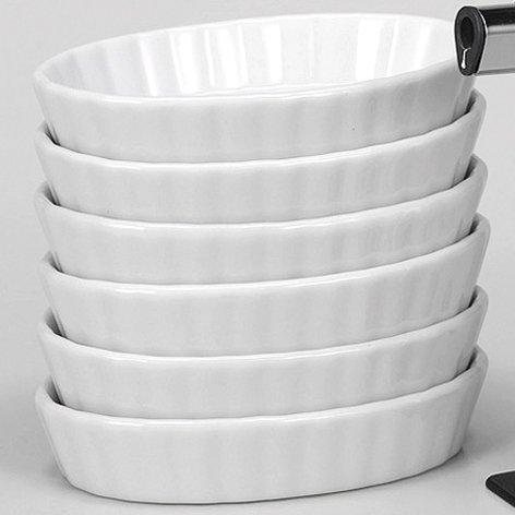 Küchenprofi Creme Brulee Schälchen 6er-Set