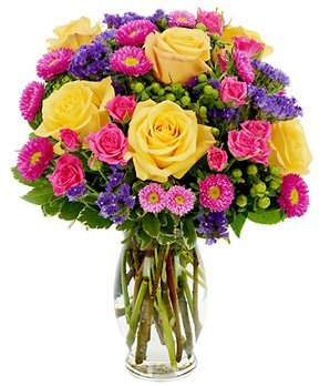 A Perfect Get Well Gift - Same Day Get Well Soon Flowers Delivery - Get Well Soon Flowers - Get Well Bouquet - Sympathy Flowers - Get Well Soon Presents