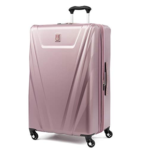 (Travelpro Maxlite 5 29-inch Expandable Hardside Spinner Luggage, Dusty Rose)
