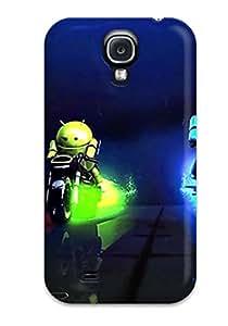ZippyDoritEduard Scratch-free Phone Case For Galaxy S4- Retail Packaging - Htc