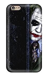 iphone 6 plusd 5.5 Hard Back With Bumper Silicone Gel Tpu Case Cover The Joker