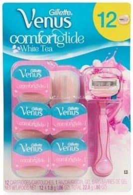Gillette Venus White Tea Comfort Glide - Maquinilla de afeitar ...