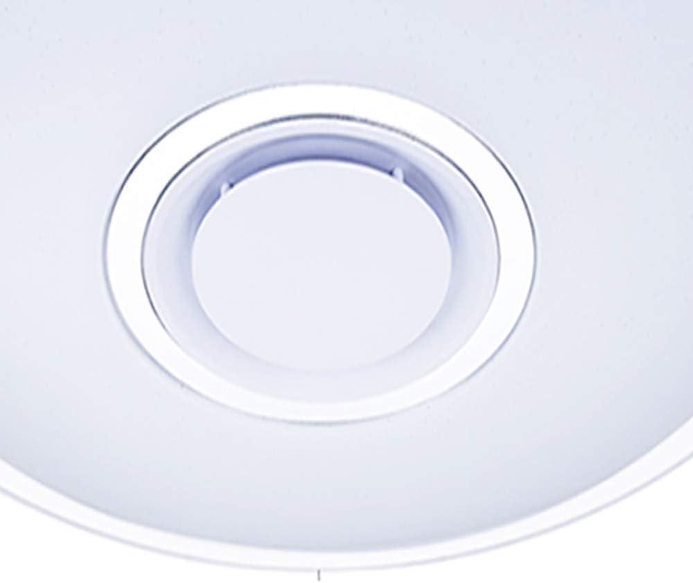 24W Bluetooth Deckenleuchte LED RGB Deckenlampe mit APP-Steuerung 400 * 55mm