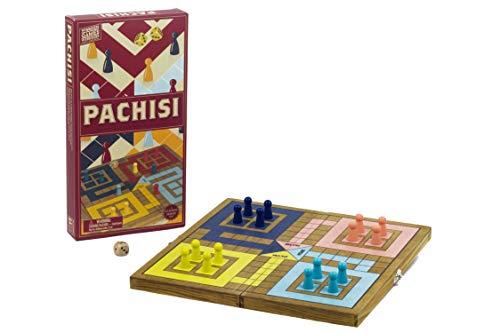 - Professor Puzzle Wooden Games Workshop Pachisi