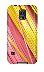 Shock-dirt Proof Colors Abstract 1080p Case Cover For Galaxy S5
